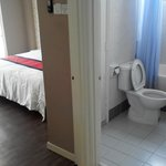 Room and attached toilet