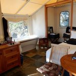 One Side Of The Tent Suite (With the Bath)