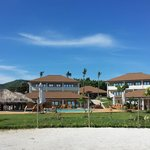 Foto de Salamangka Beach and Dive Resort