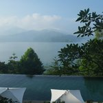 Bilde fra The Lalu Sun Moon Lake