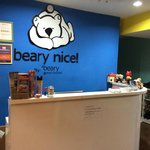 Beary Nice! by a beary good hostel resmi