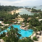 Photo de Shangri-La's Rasa Sentosa Resort & Spa, Singapore