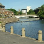 views of Derby Riverside
