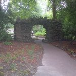 Grotto at Bedwellty Park