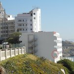 Caleta Hotel, room 128 circled, Jun 2014