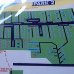 On site map park 2