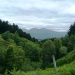 View to Ben Lawers