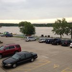 ภาพถ่ายของ Holiday Inn Express Le Claire Riverfront - Davenport