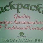 Foto van Ballycastle Backpackers