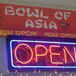 Bowl of Asia