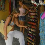Shopping in Tamarindo