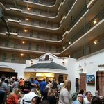 Foto di Embassy Suites DFW Airport South - Irving