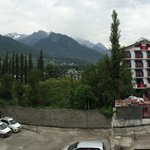 Sunpark Panaromic view from Balcony sitout