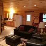 Foto de Country Charm Log Cabins