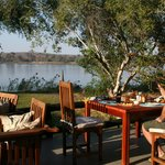 Waterberry Zambezi Lodge resmi