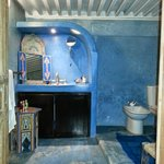 Chefchaouen bathroom
