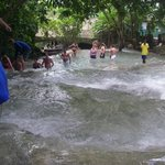 Dunn's River Beach Foto