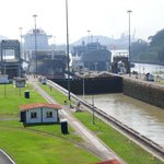 Foto de Miraflores Locks Visitor Center