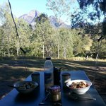 Mt Barney Lodge Country Retreat resmi