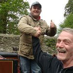 A ride on the jaunty car thru the national park with Paddy
