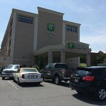 Foto van Holiday Inn Express Hotel & Suites Williamsport