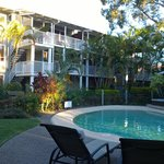 South Pacific Resort Noosa resmi