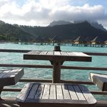 InterContinental Bora Bora Le Moana Resort resmi