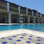 Foto de Minos Imperial Luxury Beach Resort & Spa