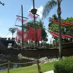 Smugglers Cove Adventure Golf Foto