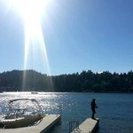 Foto di Arrowhead Lake Inn