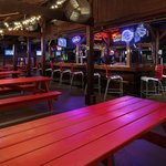 Pappy K's Alehouse and Big Deck Interior Deck