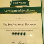The Beeches Hotel, Blackpoolの写真