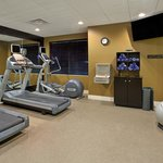 Get in a workout at our Complimentary Fitness Center