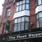 The Fleet Street Hotel resmi