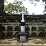 Tomb of Three Priest (GOMBURZA)