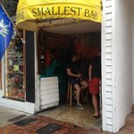 Smallest Bar