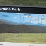Moraine Park Campground Foto