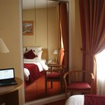 a hotel room at Mercure Paris Place d'Italie