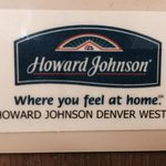 Howard Johnson Denver West resmi
