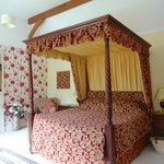 Foto de The Old Rectory Country House Bed and Breakfast