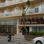 Foto de Europa Hotel Rooms and Studios