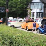 Annual Vintage/classic car day 2014