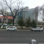 International Hotel Tashkent Foto