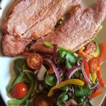 slimming world syn free lunch at Holland Arms Hotel