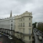The Paddington Hotel resmi