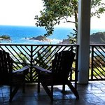 Rainforest Suite Balcony - Oceanviews