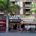 Photo of Hotel Adonis Plaza