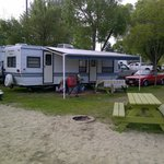 Wood Lake RV Park and Marina resmi