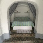 Bed in Cueva1
