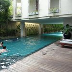 Foto de The Haven Seminyak Hotel & Suites